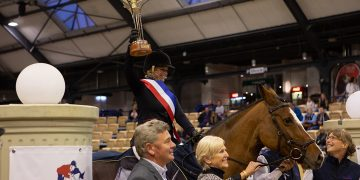 She did it again! Anne Katharina Bartels wird Balios-Hunter-Cup Grandchampion