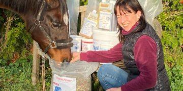 Glückliche Kunden. Gesunde Pferde.